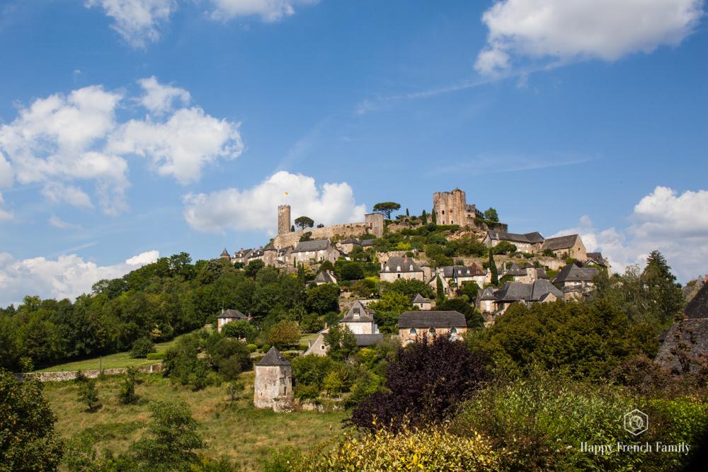 Château et village de Turenne